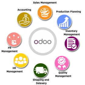 Odoo ERP Development Service