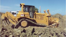 Bulldozer rental Services