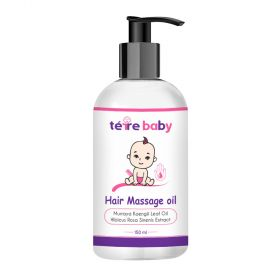 Best Baby Hair Oil for Baby Hair Growth