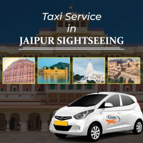 Taxi Service For Jaipur Sightseeing