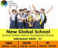New Global School-Chennai
