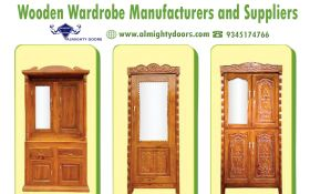 Tamilnadu's No.1 Wooden Wardrobe Manufacturers and