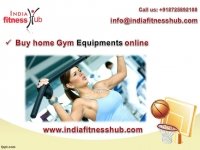 Gym Equipment Prices in India