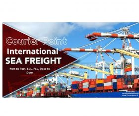 International Sea Cargo Service