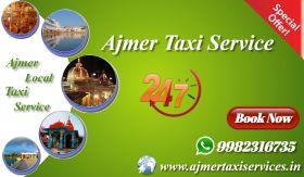 Ajmer Local Taxi Service