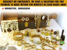 Cash for Jewellery