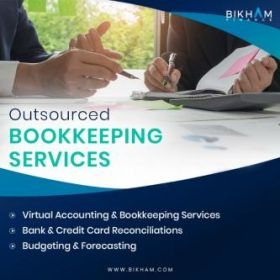 Accounting and Bookkeeping Services for Accountant