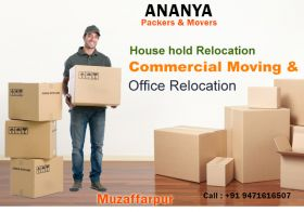 muzaffarpur Packers and Movers | 9471616507| Anany