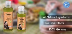 Yovan Herbal oil 100ml | Ayurvedic oil for hair