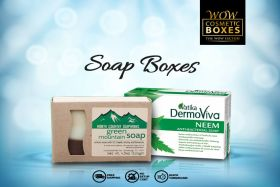 Soap Boxes Wholesale