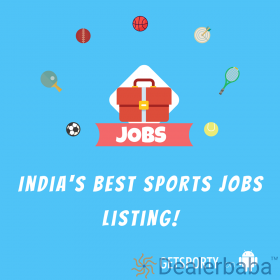 Sports Jobs In India