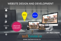 Affordable web design and development services