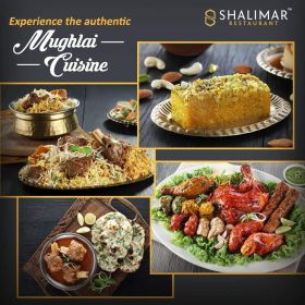Shalimar Multi Cuisine restaurant