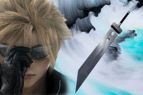 Cloud Buster Sword Replica - Swords Planet
