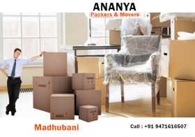 madhubani Packers and Movers