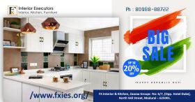 interior design in Madurai Modular Kitchen madurai