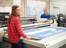 Signage Printing Services