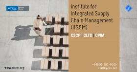 Certified Supply Chain Professional [CSCP]