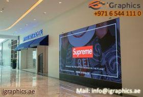 Interior Signage Dubai
