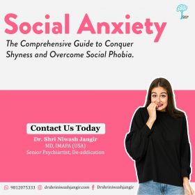Anxiety Treatment In Jaipur