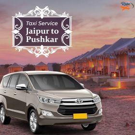 Taxi Service Jaipur To Pushkar