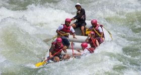 Rafting Fun Rishikesh