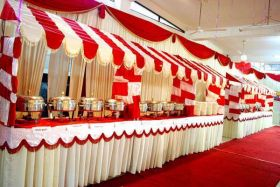 wedding catering services in Bhubaneswar