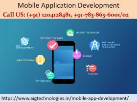 Hybrid App, iOS App, Android App