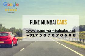 Pune to Mumbai Cab Hire