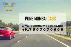 Pune to Mumbai Cab Hire
