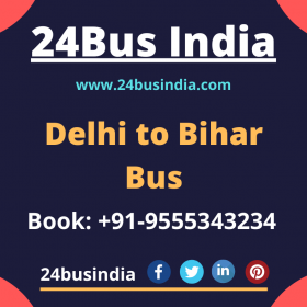 Delhi to Patna Bus