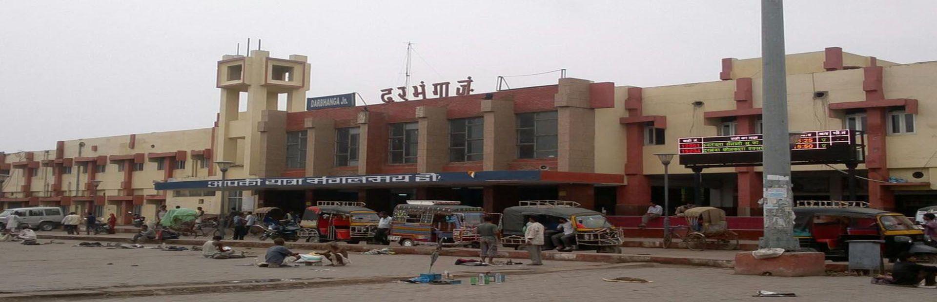 Madhubani to Darbhanga Taxi Service