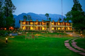 Monsoon Offer SPA Resort Jim Corbett near Ramnagar