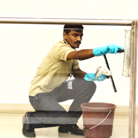 Housekeeping & Janitorial Cleaning Services