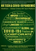 HR Tech & Covid 19 Pandemic Book