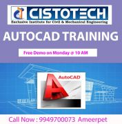AutoCAD Training Institute in Hyderabad | CISTOTEC