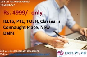 IELTS, PTE, TOEFL Coaching in Delhi