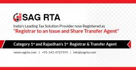 SAG RTA (Registrar And Transfer Agent)