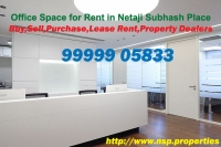Office Space for Rent in Netaji Subhash Place