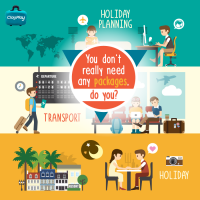 Obtain Online Travel Concierge just like your care