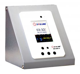 Face Reader with thermal screening