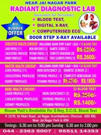 Master Health Check up@1800