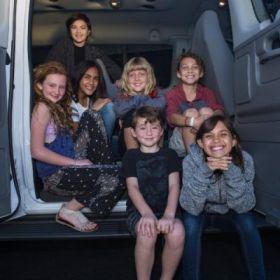 School Age Children Transportation