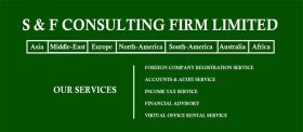 company registration, consulting firms