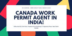 Canada Work Permit Agent In India