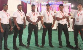 Bouncers Close Protection Executive Officers