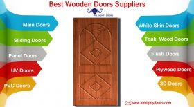 Manufacturer & Exporter Of Wooden Doors & Windows