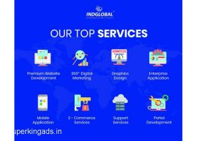IndGlobal Digital Private limited Services