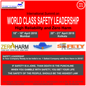 WORLD CLASS SAFETY LEADERSHIP - High Reliability a
