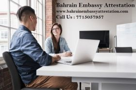 Bahrain Embassy Attestation Services in Mumbai